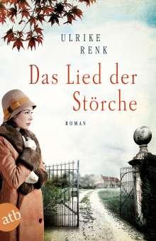 Ulrike Renk: Das Lied der Störche, Buch