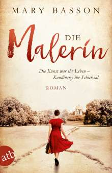 Mary Basson: Die Malerin, Buch