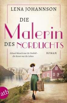 Lena Johannson: Die Malerin des Nordlichts, Buch