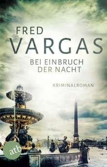 Fred Vargas: Bei Einbruch der Nacht, Buch