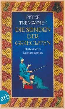 Peter Tremayne: Die Sünden der Gerechten, Buch