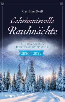 Caroline Deiß: Geheimnisvolle Rauhnächte, Buch