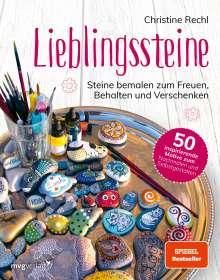 Christine Rechl: Lieblingssteine, Buch