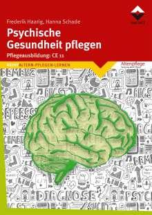 Frederik Haarig: Psychische Gesundheit pflegen, Buch