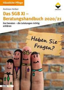 Das SGB XI - Beratungshandbuch 2020/21, Buch