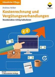Andreas Heiber: Kostenrechnung und Vergütungsverhandlungen, Buch