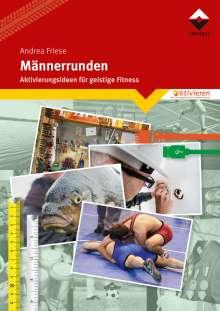 Andrea Friese: Männerrunden, Buch