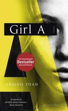 Abigail Dean: Girl A, Buch