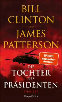 Bill Clinton: Die Tochter des Präsidenten, Buch