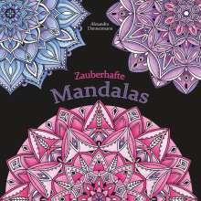 Alexandra Dannenmann: Zauberhafte Mandalas, Buch