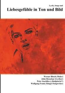 John Hesselaar: Liebesgefühle in Ton und Bild, Buch