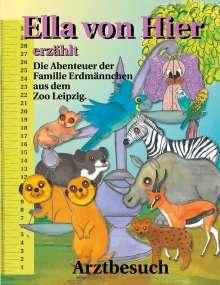 Petra Schmidt: Ella von Hier erzählt, Buch