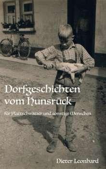 Dieter Leonhard: Dorfgeschichten vom Hunsrück, Buch