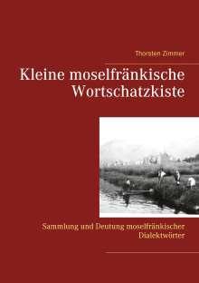 Thorsten Zimmer: Kleine moselfränkische Wortschatzkiste, Buch