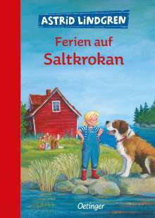 Astrid Lindgren: Ferien auf Saltkrokan, Buch