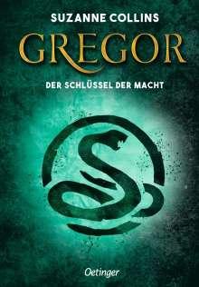 Suzanne Collins: Gregor und der Schlüssel zur Macht, Buch