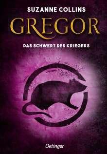 Suzanne Collins: Gregor und das Schwert des Kriegers, Buch