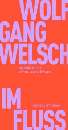 Wolfgang Welsch: Im Fluss, Buch