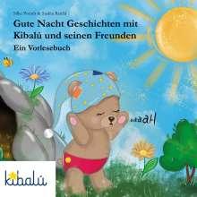 Silke Porath: Gute Nacht Geschichten mit Kibalú und seinen Freunden, Buch