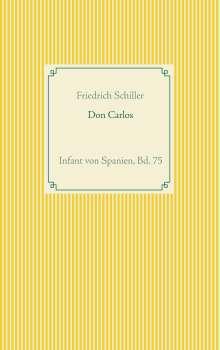 Friedrich von Schiller: Don Carlos, Buch
