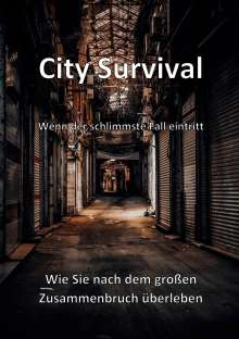Mathias Becker: City Survival, Buch