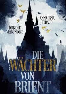 Anna-Lena Strauß: Dubiose Verbündete, Buch