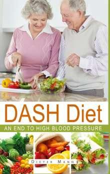 Dieter Mann: DASH Diet, Buch