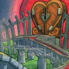 Urs Richle: Sooooooo... lieb hab ich dich! - Illustriert von Johan Walder, Buch