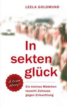 Leela Goldmund: Insektenglück, Buch