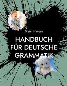 Dieter Hansen: Handbuch für deutsche Grammatik, Buch