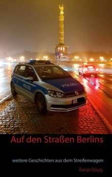Roman Osburg: Auf den Straßen Berlins, Buch
