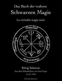 Iroé Grego: Das Buch der wahren schwarzen Magie, Buch