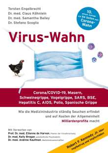 Torsten Engelbrecht: Virus-Wahn, Buch