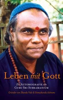 Guru Sri Subramanium: Leben mit Gott, Buch