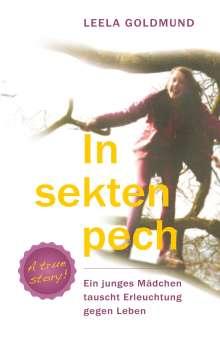 Leela Goldmund: Insektenpech, Buch