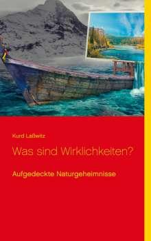 Kurd Laßwitz: Was sind Wirklichkeiten?, Buch