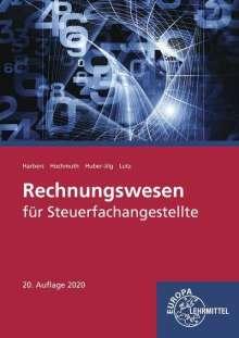 Karl Harbers: Rechnungswesen für Steuerfachangestellte, Buch