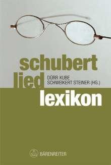 Schubert-Liedlexikon, Buch