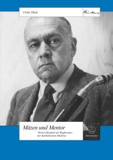 Mäzen und Mentor, Buch