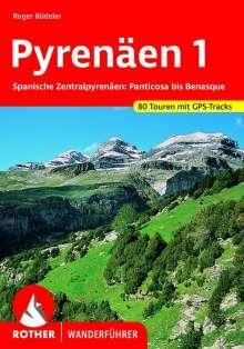 Roger Büdeler: Pyrenäen 1, Buch
