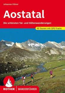 Johannes Führer: Aostatal, Buch