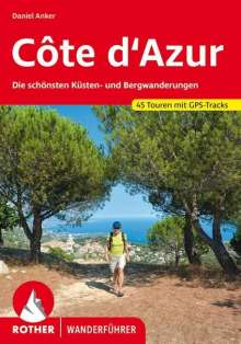 Daniel Anker: Cote d'Azur, Buch