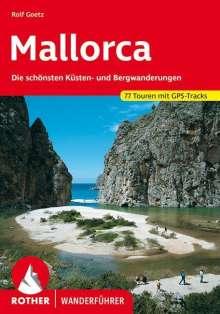 Rolf Goetz: Mallorca, Buch