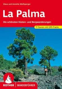 Klaus Wolfsperger: La Palma, Buch