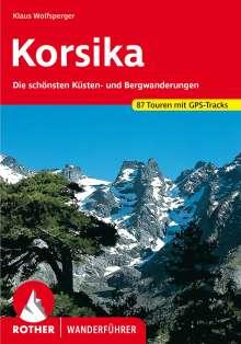 Klaus Wolfsperger: Korsika, Buch