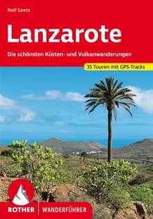 Rolf Goetz: Lanzarote, Buch