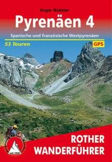 Roger Büdeler: Pyrenäen 4, Buch