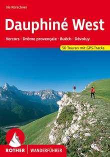 Iris Kürschner: Dauphiné West, Buch
