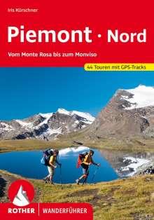 Iris Kürschner: Piemont Nord, Buch