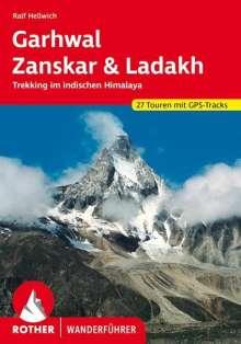 Ralf Hellwich: Garhwal, Zanskar, Ladakh, Buch